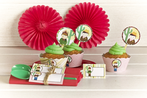 cupcakes_cumpleanos_vaqueros