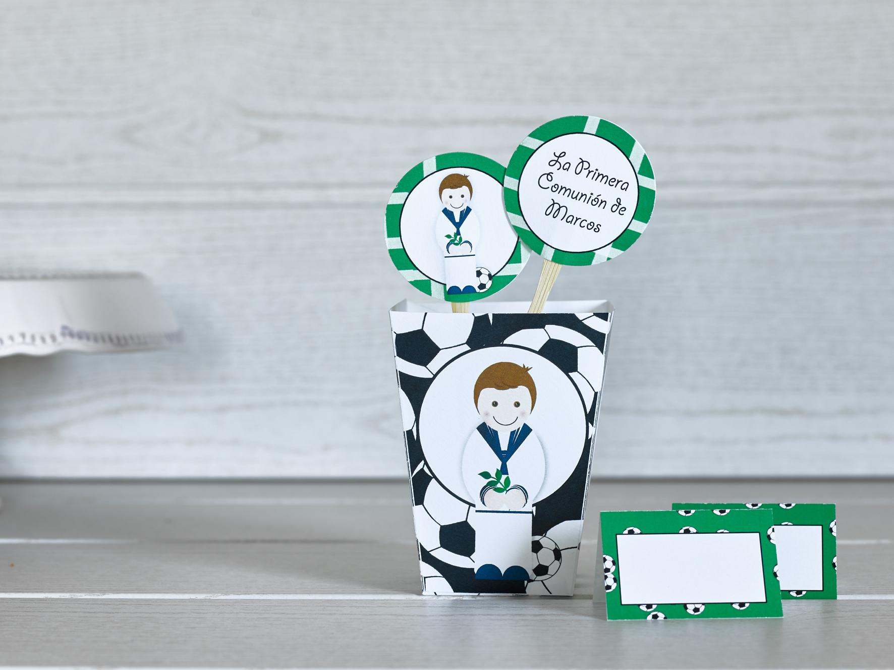 Cumpleaños niño | Celebralobonito: Banderines y decoración para ...